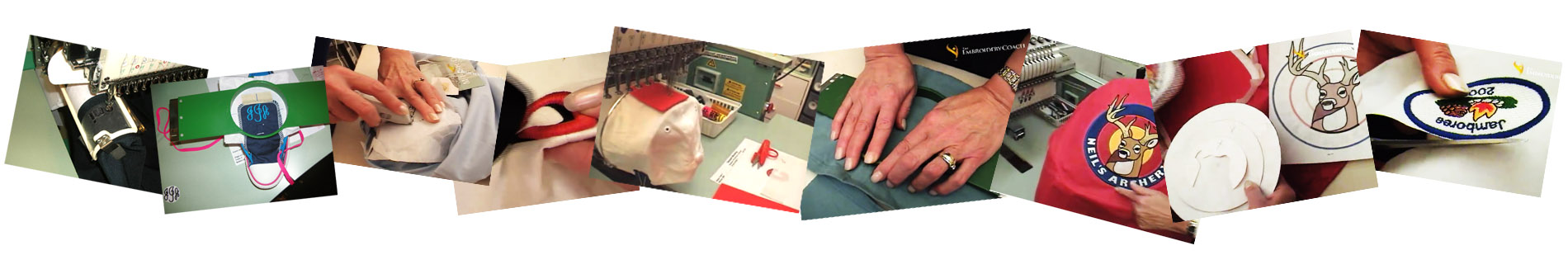 The Embroidery Training Resource Center